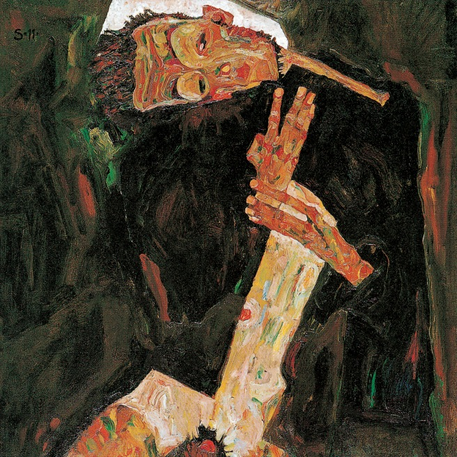 Egon-Schiele_1911-1911_The-Poet-Self-Portrait