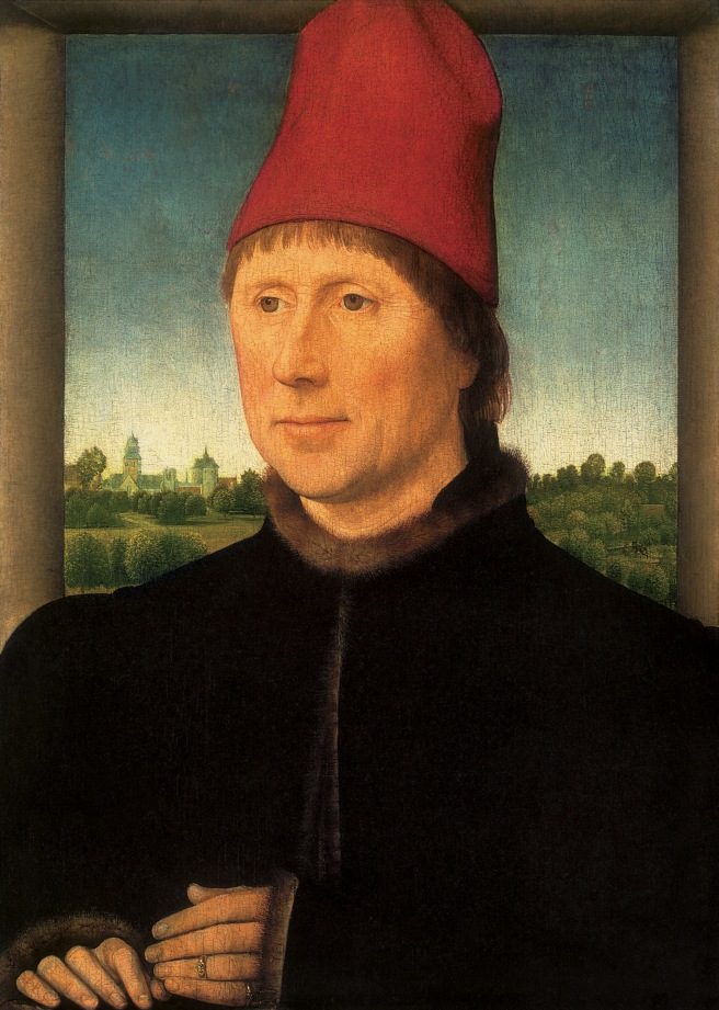 Hans-Memling_1465-1470_Portrait-of-a-Man