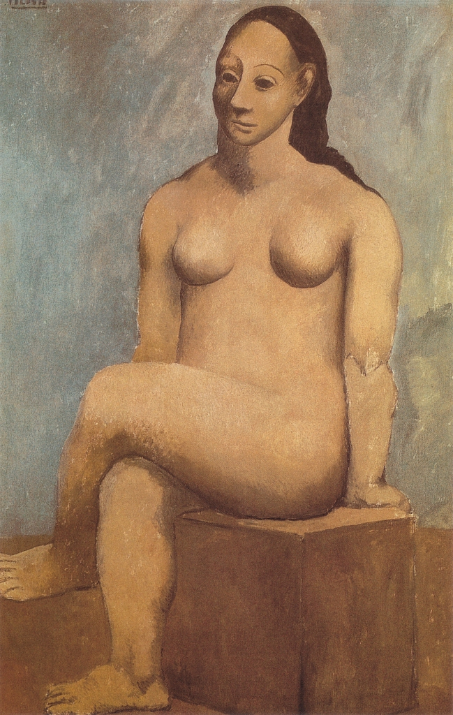 Pablo-Picasso_1906-1906_sitting-woman-with-crossed-legs