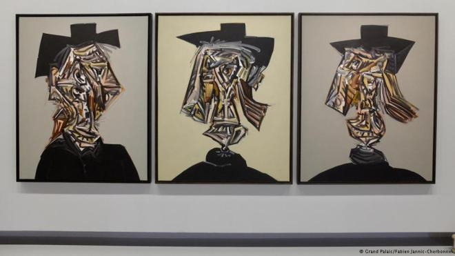 British artist Thomas Houseago has been heavily influenced by Picasso
