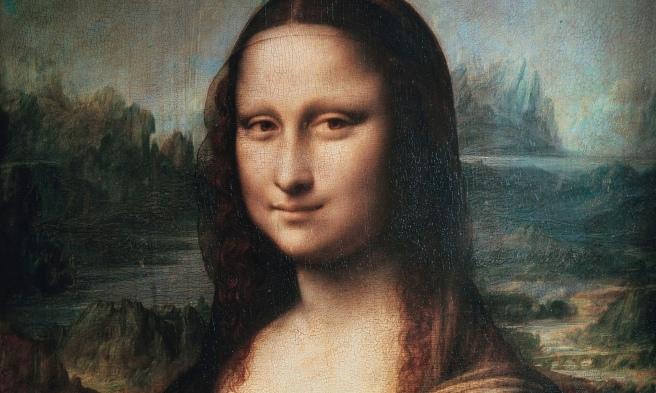 Depth charge … detail of Leonardo da Vinci's Mona Lisa. Photograph: Gianni Dagli Orti/Corbis